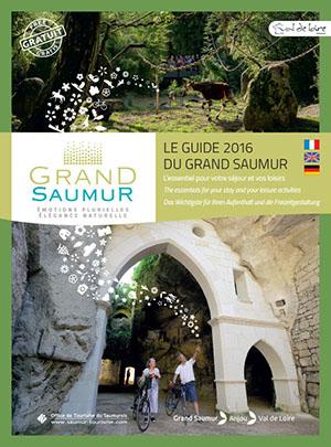 Guide 2016 du Grand Saumur