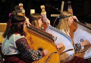 Cordes et voix magiques d'Ukraine © Gérard Sedru Music