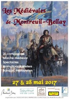 Les Médiévales de Montreuil-Bellay