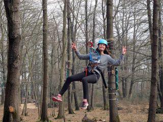 Parc Saumur Forest Aventures © Walden