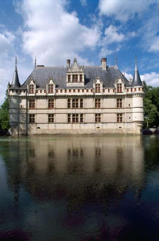 Reserver - Visite - Château d\'Azay-le-Rideau