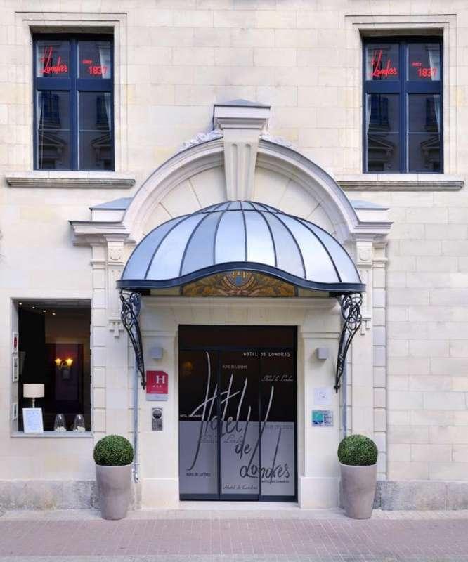 Reserver hotel le londres h tel et appartements for Chambre d hote londres