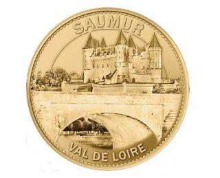 Médaille souvenir © Monnaie de Paris